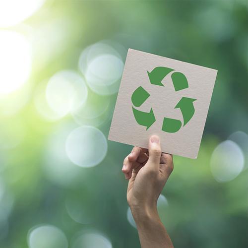 znak recyklingu